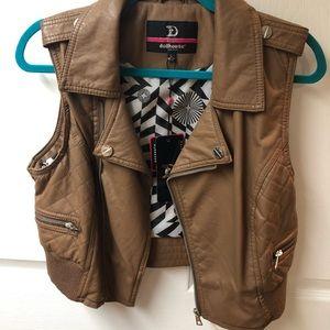 Dollhouse womens vest